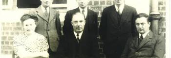 1921-1930 GBS directeur Trap Eduard