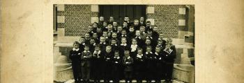 1910 Gemeentelijke jongensschool (Geboortejaren 1897-1898)