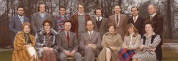 1964 – 1981 Directie GBS Jos Keymolen