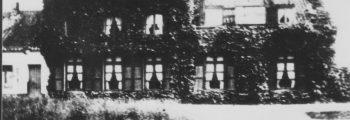 1867-1873  Oprichting school in het huis 't Wit Paard.